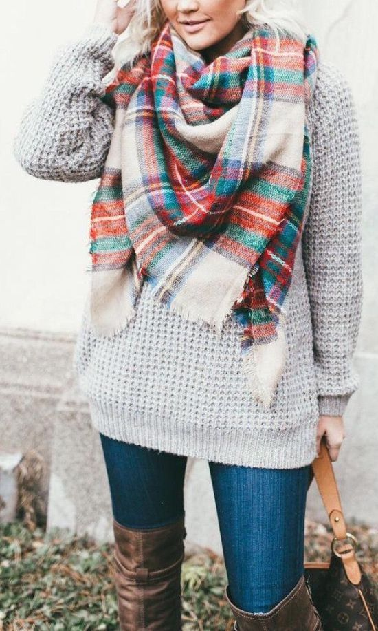 How To Style Basic Sweaters To Create Stylish Outfits