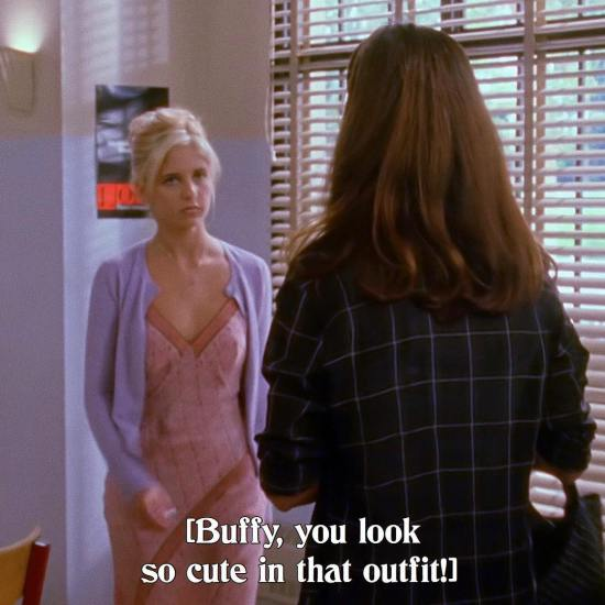 10 Outfits Buffy The Vampire Slayer Wore That We Would Totally Steal