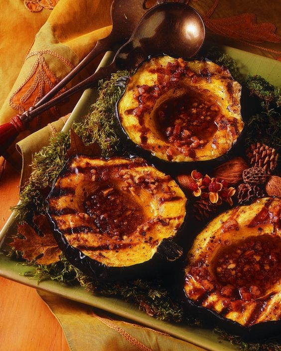 Fall Recipes You Can Cook On The Grill