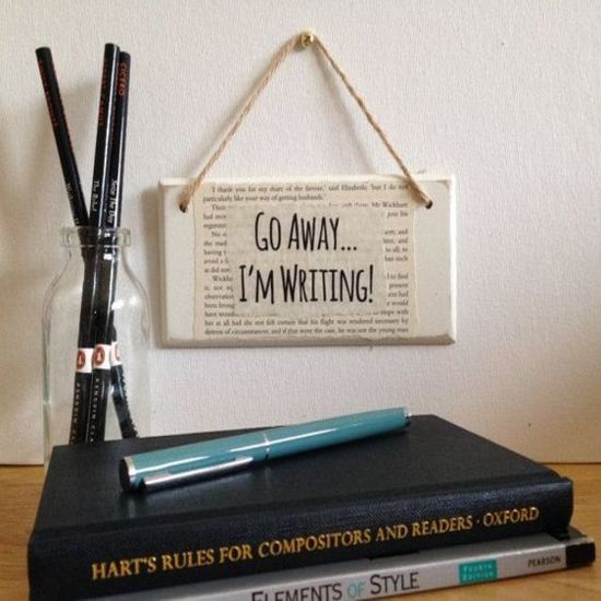 How To Make The Perfect Nook For A Writer
