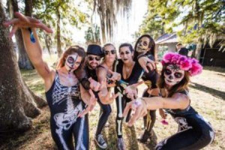 Voodoo Fest fun