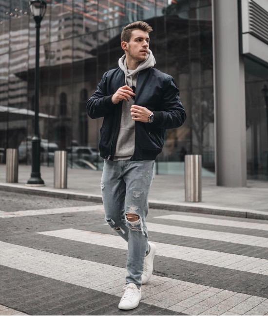 8 Men's Styles For Fall