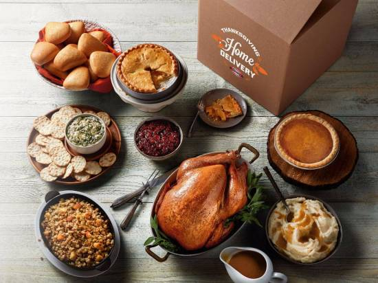10 Restaurants Open On Thanksgiving If You Don't Want The Hassle Of Cooking