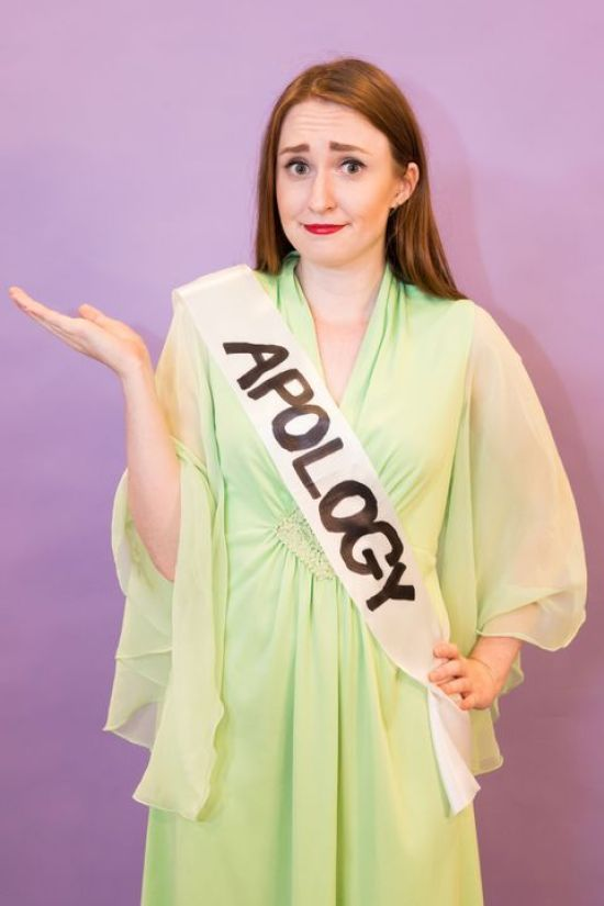 15 Easy Halloween Costumes You Can Make From Things In Your Closet