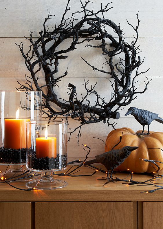 How To Give Your Dorm Room A Gothic Makeover