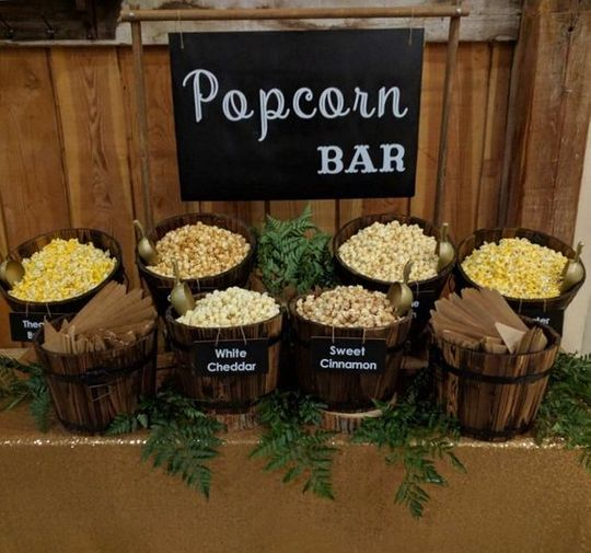 10 Graduation Party Food Bar Inspirations For The Best Party Ever