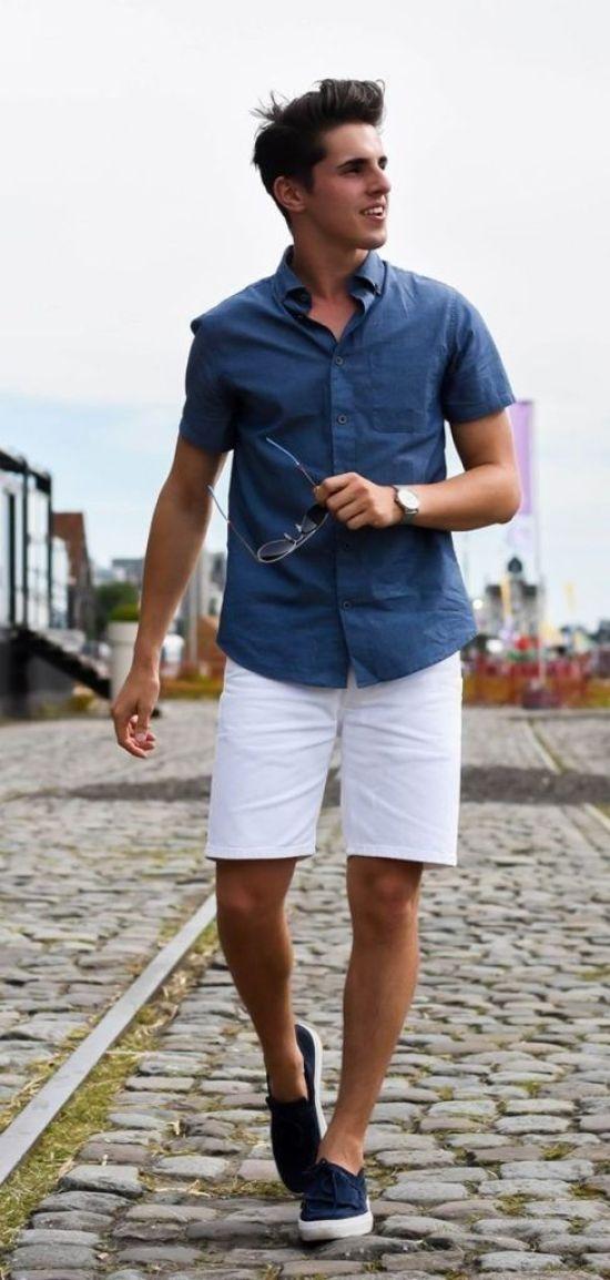 Top 10 Looks For Men: Summer 2020