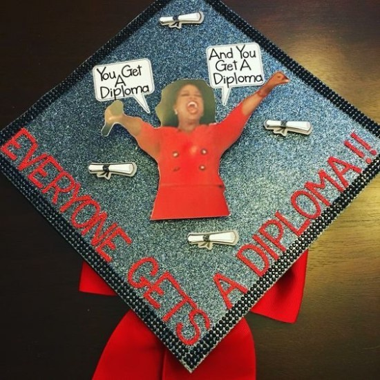 12 Graduation Cap Designs To Copy This Year
