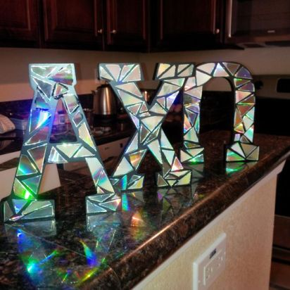 How To Make The Cutest Sorority Letters Anyone Will Envy