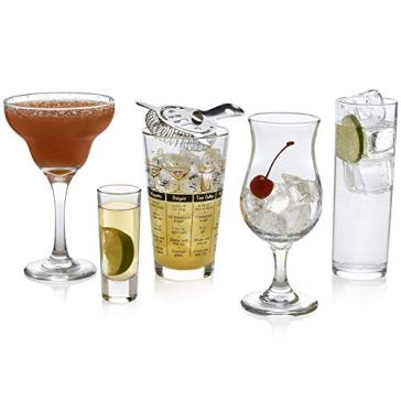 10 Essentials For An At Home Bar You Need.
