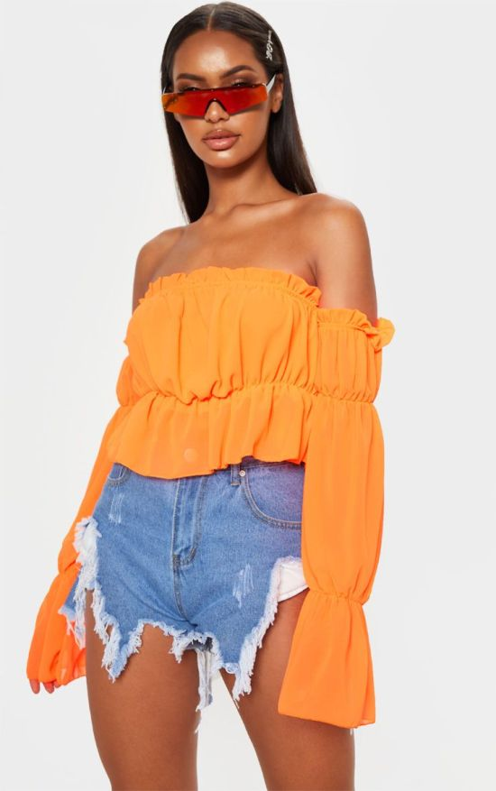 *Summer Blouses Perfect For Hotter Weather
