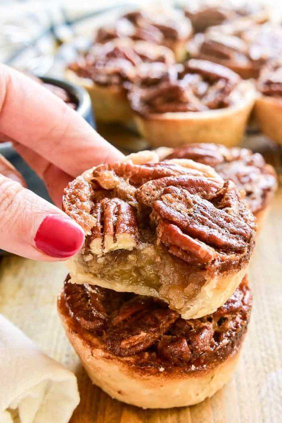 Mini Fall Desserts That Are Delicious And Bite-Sized