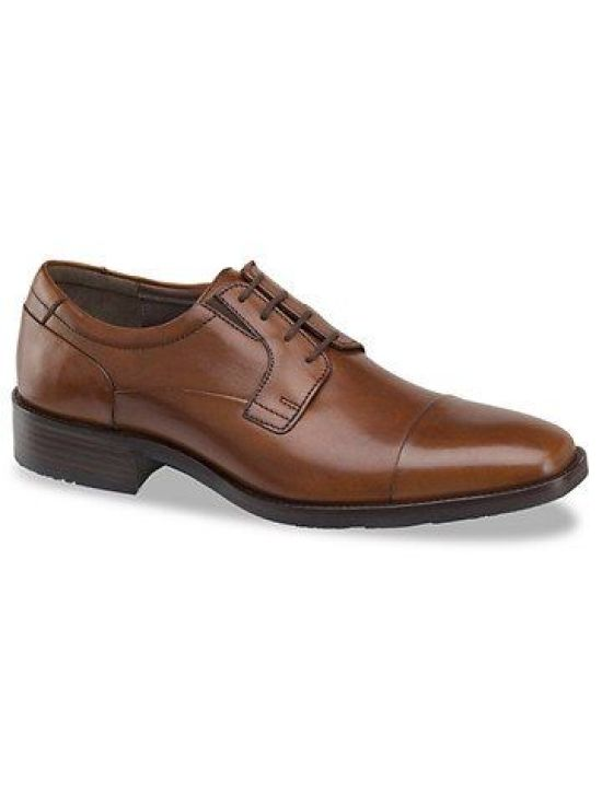 Lancaster Cap Toe Oxford from Johnson and Murphy