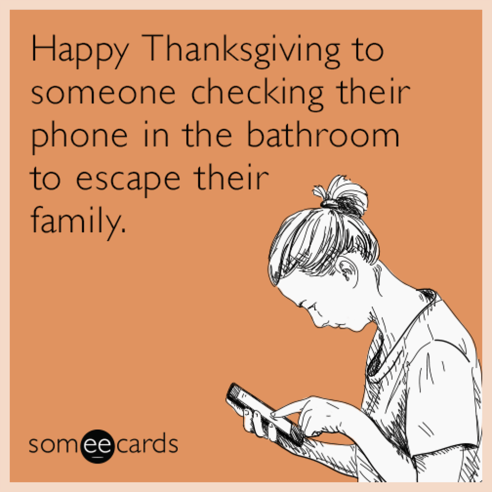 12 Thanksgiving Memes That Will Have You Laughing