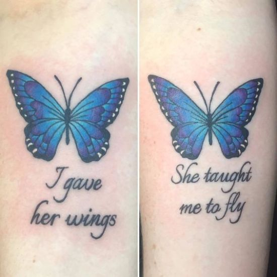 20 Unique Mother-Daughter Tattoo Ideas