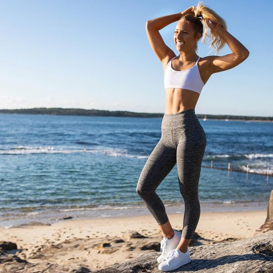 8 Leg Workouts To Slim And Tone Your Legs In Time For Summer