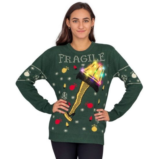 12 Ugly Christmas Sweaters To Rock This Season