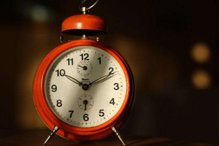Set your alarm! Alarm for school