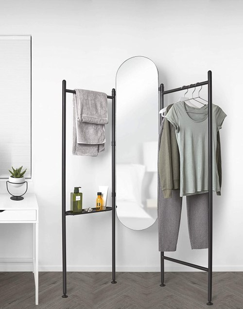 9 Beautiful Stand Alone Mirrors For Your First Apartment
