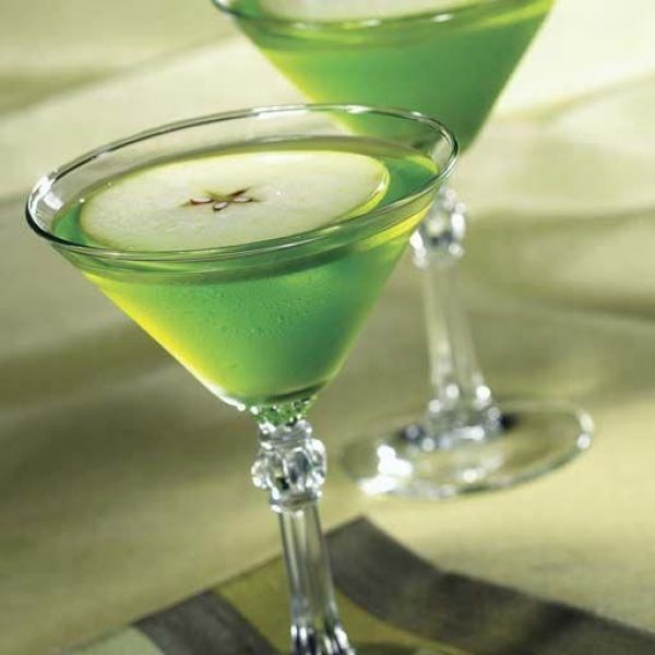 An Appletini, or an apple martini, are sweet and delicious cocktails that are good to share with friends.
