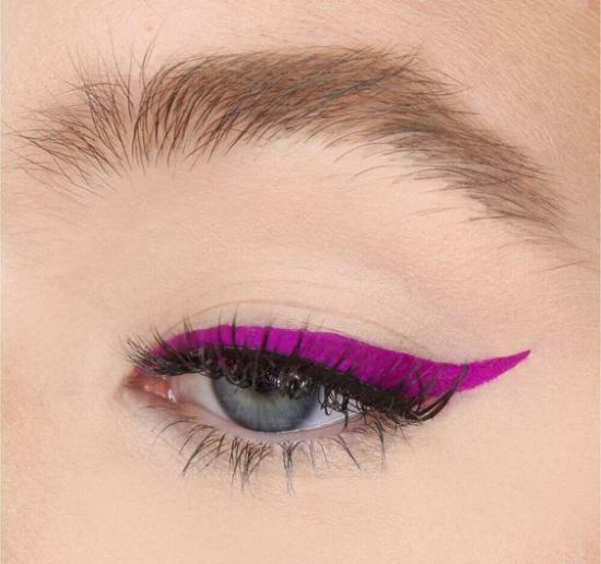 13 Neon Eyeliners To Try For Every Eye Color