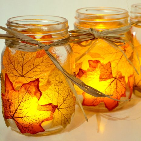 10 DIY Decor Items To Give Your Apartment An Autumnal Vibe