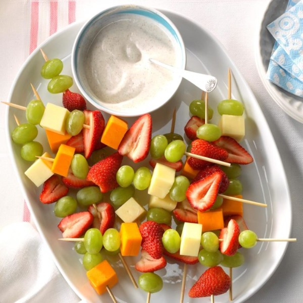 10 Summer Snack Recipes You Can Enjoy On The Beach