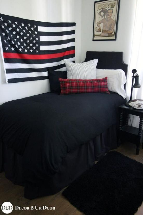 College Dorm Bedding Every Guy Will Love