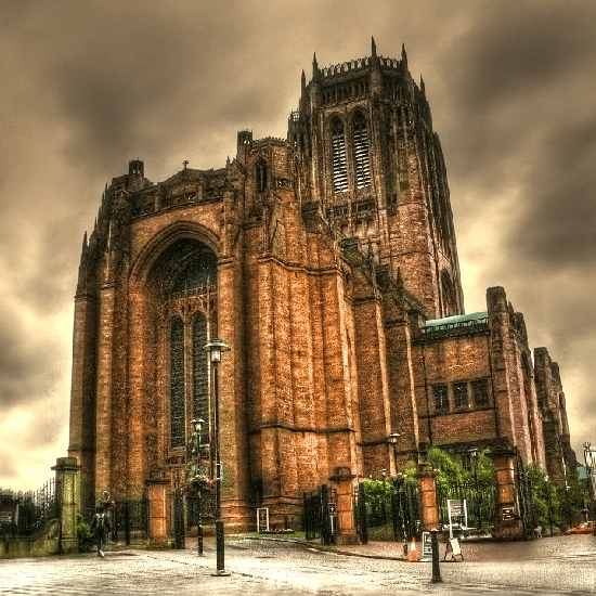 Haunted Locations in Liverpool