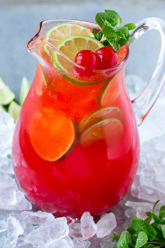 12 Drink Ideas For Your Summer Stuck Indoors