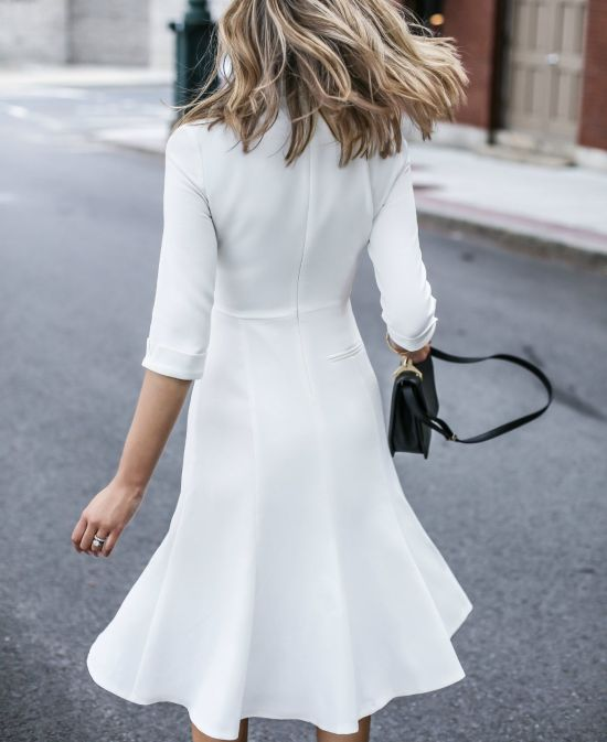 *12 White Items Every Girl Needs In Her Closet