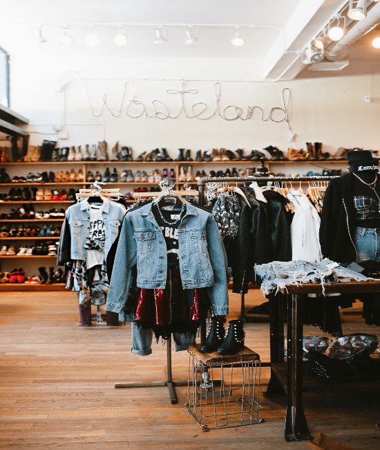 Clothing Stores in LA To Check Out