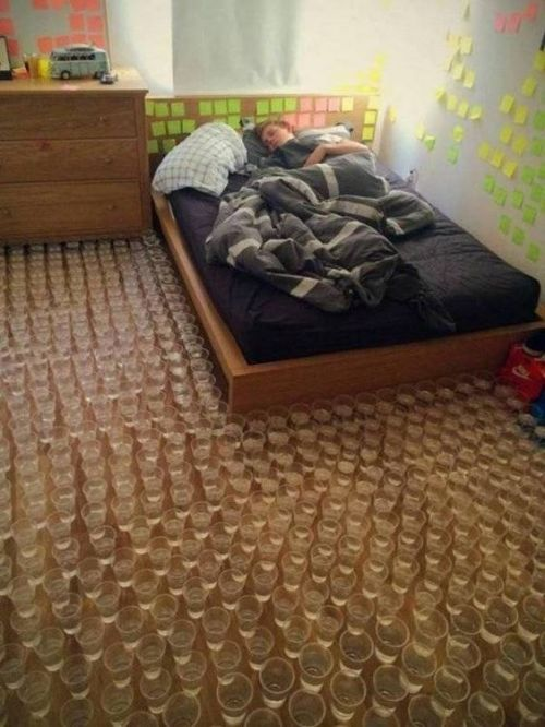 5 Simple And Clever Ways To Prank Your Housemates