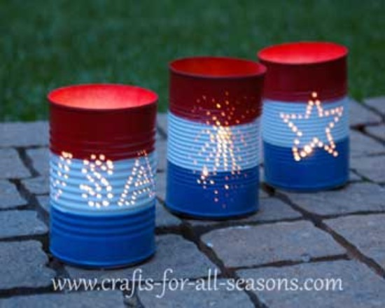 The Best DIY Fourth of July Decorations You Can Make