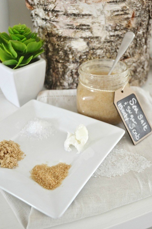 10 DIY Body Scrubs That Are So Easy To Make You Won't Believe It