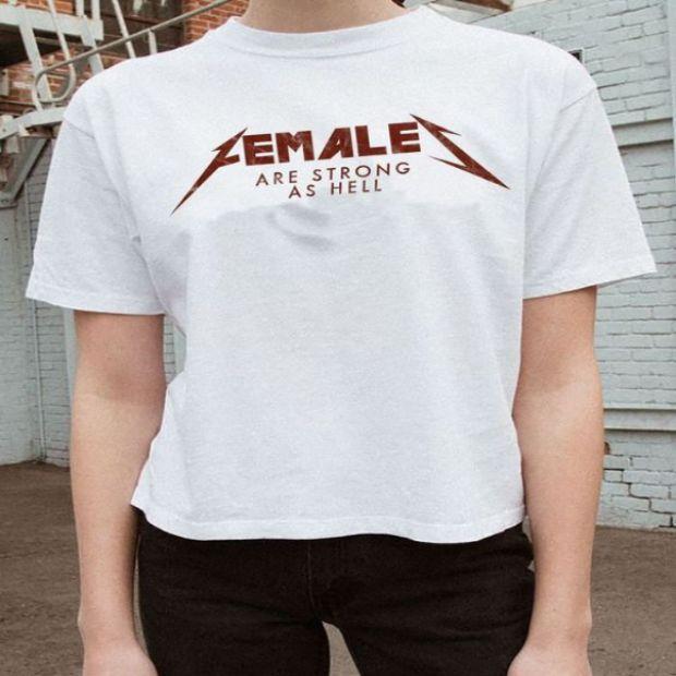 *10 Feminist Shirts To Wear This International Women's Day