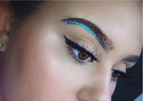 10 Glittery Makeup Trends You HAVE To Try