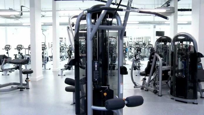 Where the gym? Gym time?