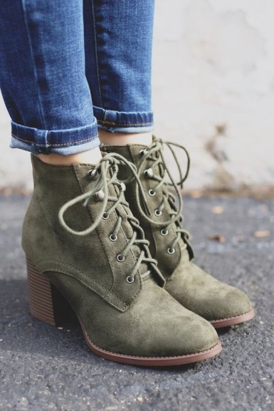 7 Pairs Of Autumn Shoes You're Going To Adore