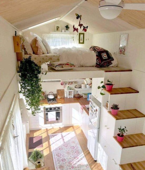 Small House Decor Bedroom