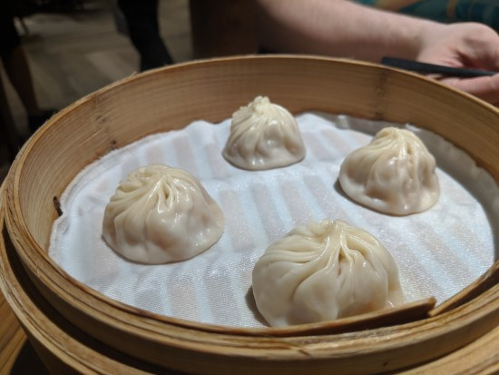 Hunt For The Best Dumplings In London