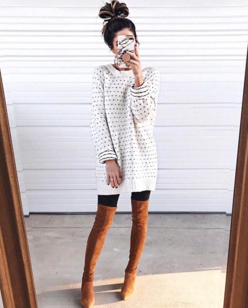 10 Ways To Style Leggings
