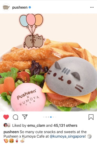 Top 10 Reasons Why Pusheen Is The Coolest Cat Online