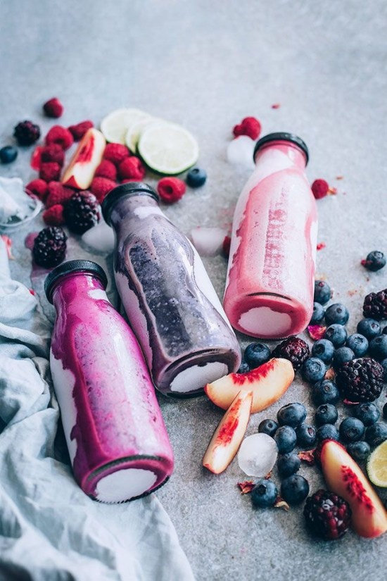 8 Healthy Summer Smoothie Recipes You Need To Try