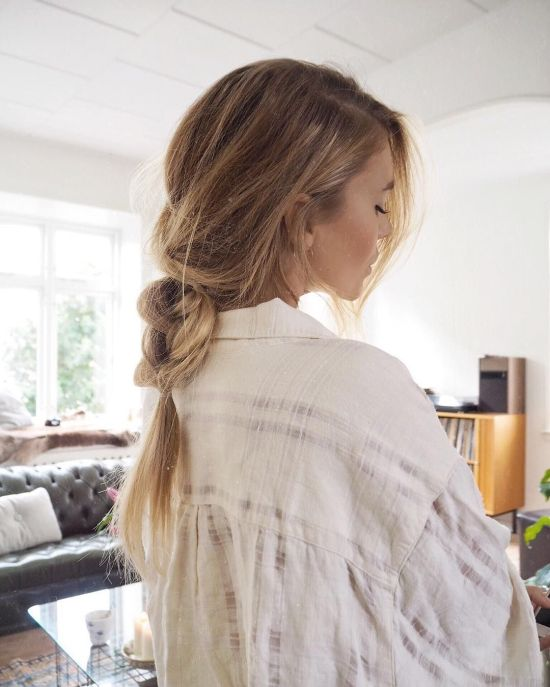 10 Loose Hairstyles For When You Are Feeling Lazy