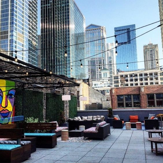 10 Breathtaking Rooftop Views In Chicago