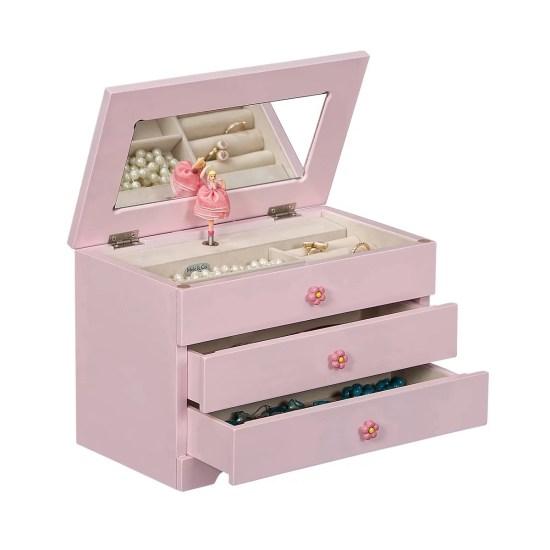 8 Beautiful Jewelry Boxes To Help Keep Your Jewelry Organized