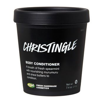 LUSH Christingle Body Conditioner beauty products every girl can't live without