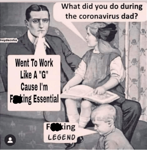 """The Best """"Essential Worker"""" Memes On The Internet Right Now"""