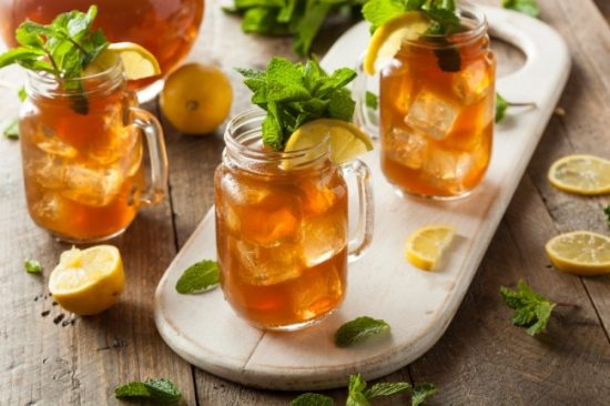6 Iced Tea Recipes For The Summer